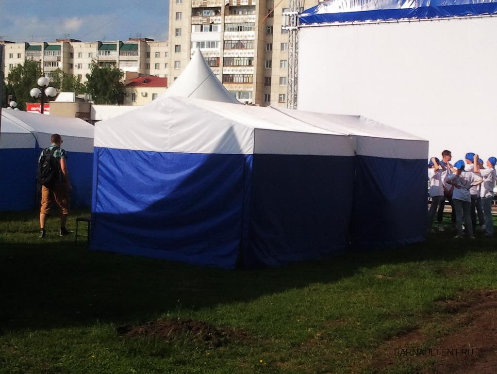 Палатка торговая 3х3 метра