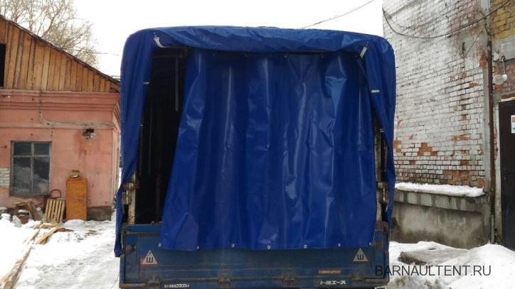 Сдвижная штора на грузовик Toyota Ace